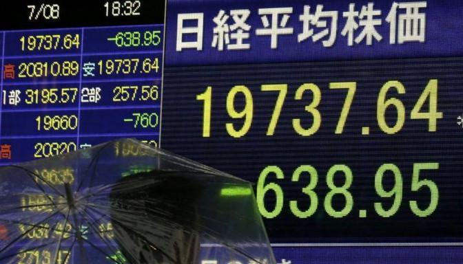 cómo actuar ante la caída del mercado